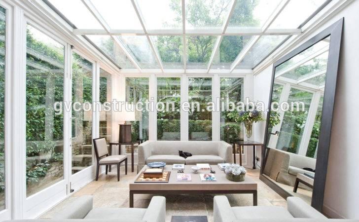 Tempered Glass Aluminium Frame Florida Room Sunrooms Buy