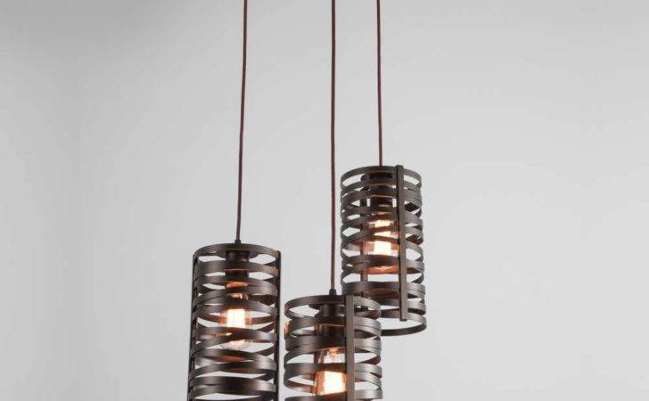 Tempest Multipoint Pendant Light Hammerton Studio Ylighting