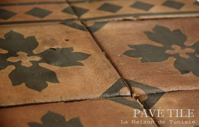 Terra Cotta Tile Collection Traditional Wall Floor