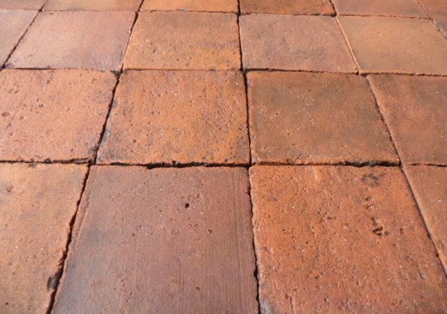 Terra Cotta Tiles Flooring Modern Other Metro