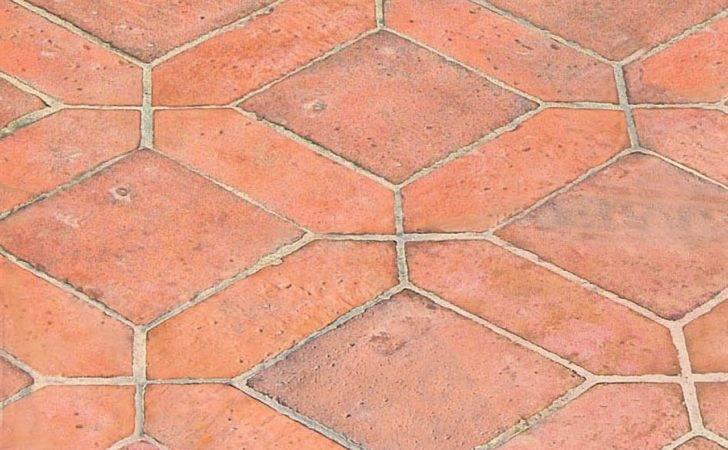 Terra Cotta Tiles Patio Features Classic