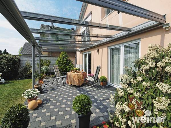 Terrace Covers Glass Verandas Home Samson Awnings