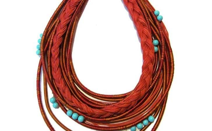Terracotta Blue Jewelry Pinterest