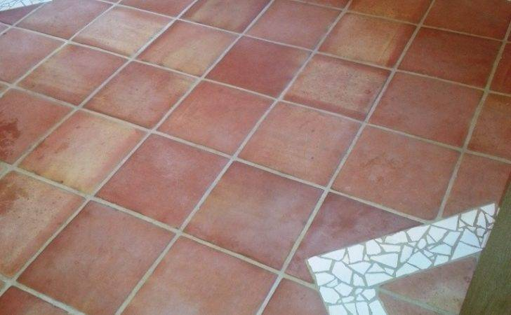 Terracotta Floor Lincolnshire Tile Doctor