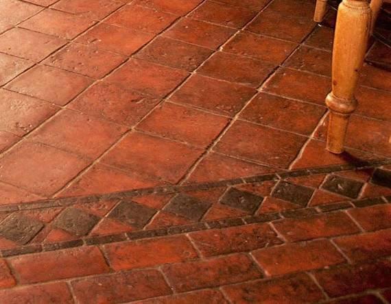 Terracotta Floor Tiles Range Kent Clay