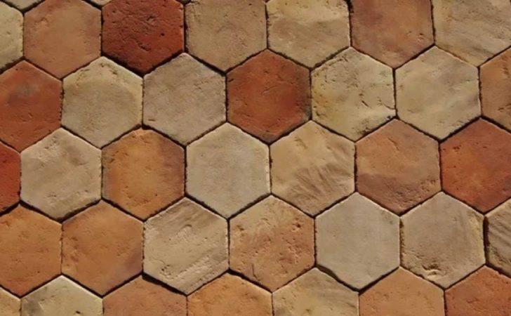Terracotta Flooring Reclaimed Handmade Tiles Youtube