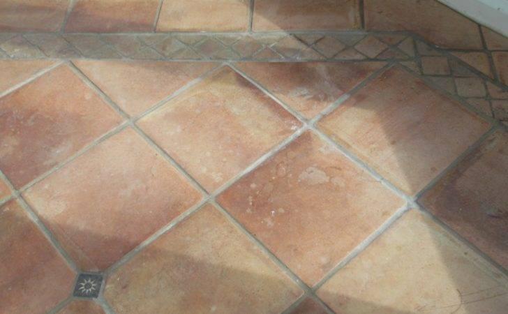 Terracotta Tile Cringleford Before