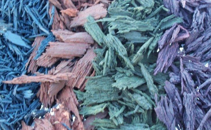 Terrasofta Rubber Mulch Excellent Alternative Wood Chip