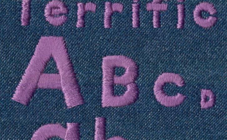 Terrific Mini Satin Font Jolson Designs