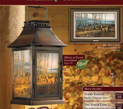 Terry Redlin Wholesale Home Cor Print Catalog