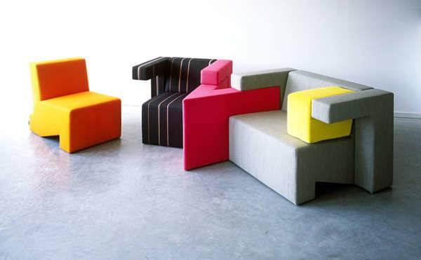 Tetris Furniture Designs