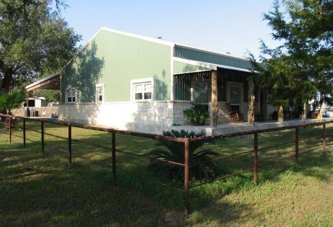 Texas Barndominiums Metal Homes Steel Barn
