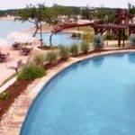 Texas Man Transforms His Backyard Into Waterpark Four Pools