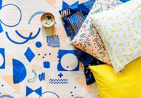 Textile Graphique Arro Home