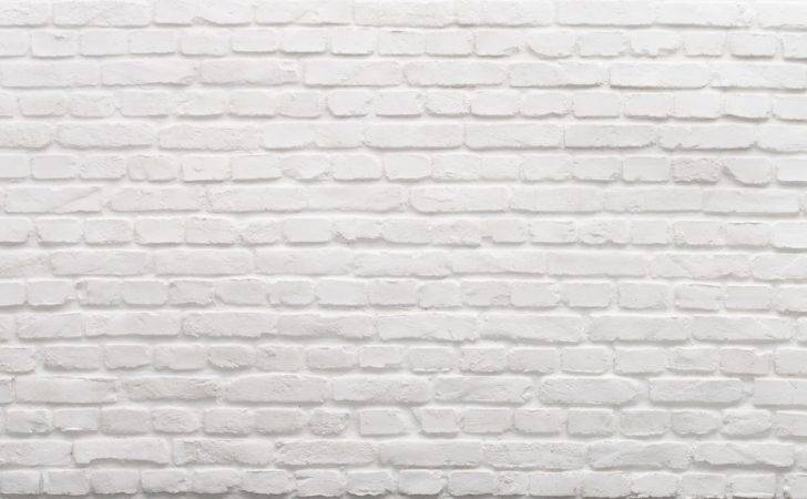 Texture Kitchen Septic Tanks White Brick Wall Intended