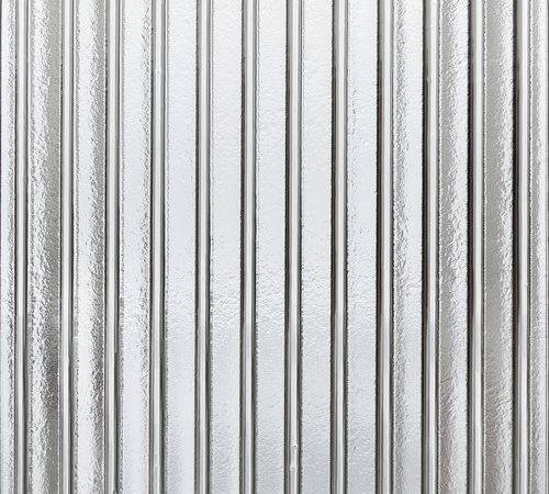 Textured Glass Gilded Cabinet Door Panels Float Design