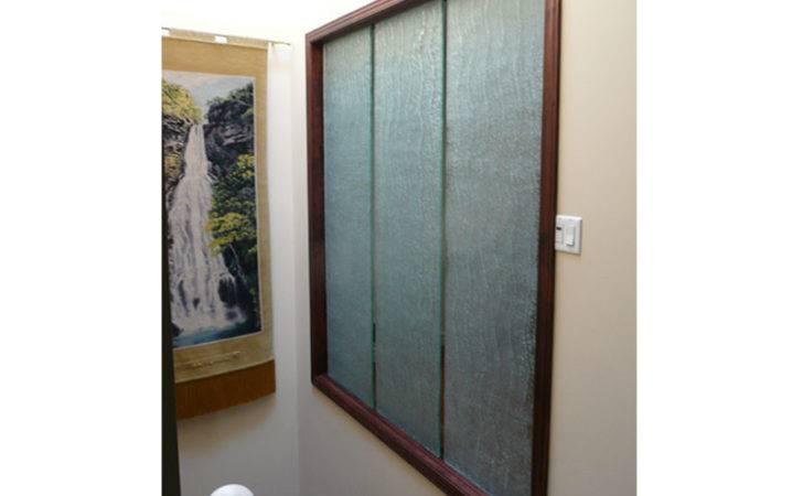 Textured Glass Panels Creative Design Cbd