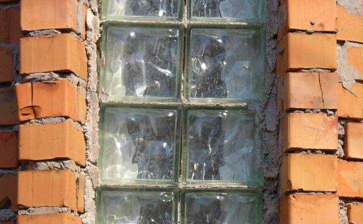 Textures Glass Wall