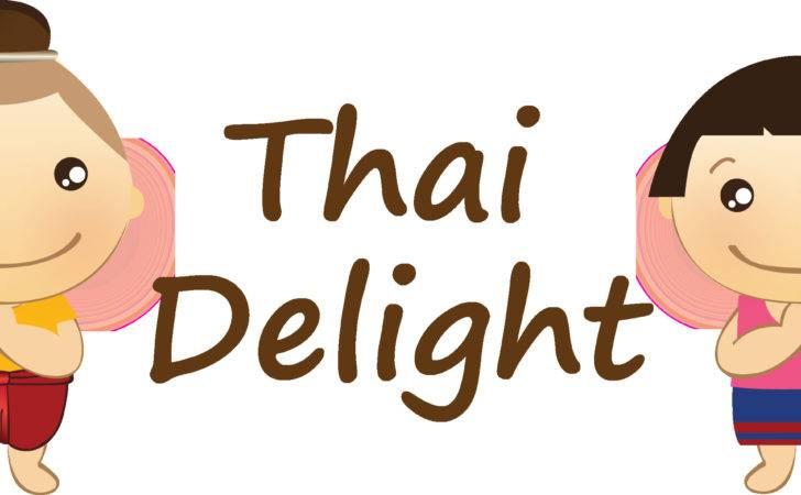Thai Delight Menu Starter Soup Style Salad