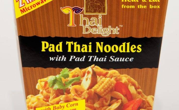 Thai Delight Pad Noodles Sauce World Market