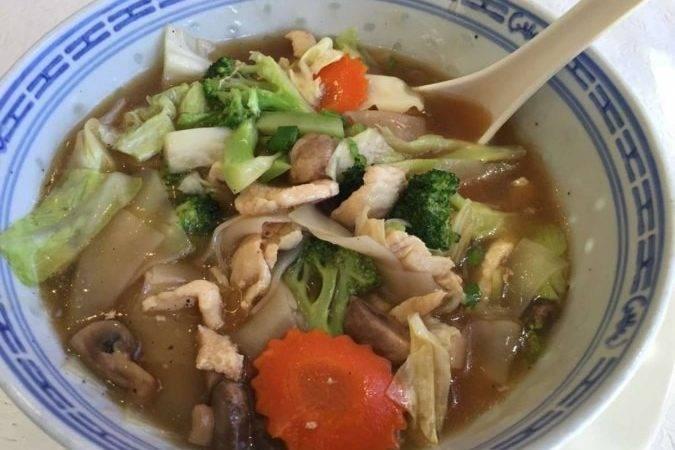 Thai Delights Menu Destin
