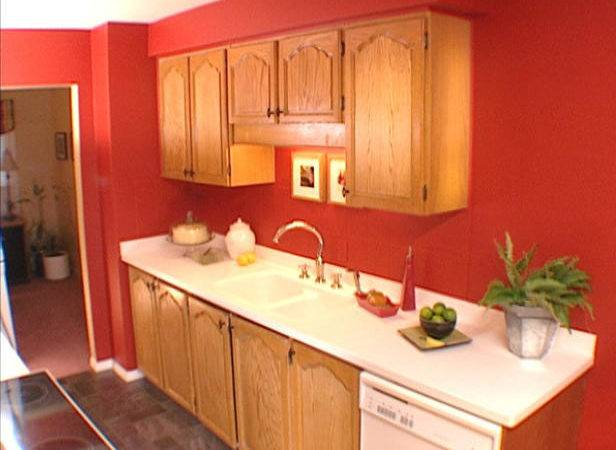 Thekitchendahab Orange Kitchen Walls Bright Your Look Html