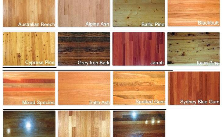 Them Addition Cuts Different Types Wood Flooring