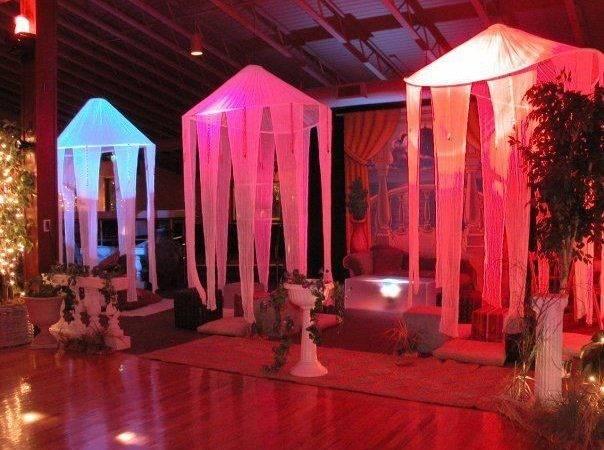 Theme Arabian Night Parties Prom Decor Themes