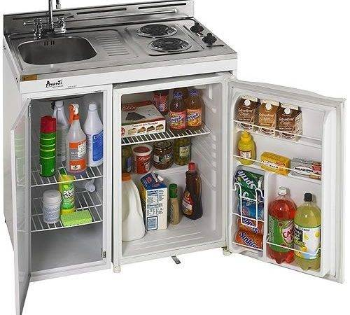 These Small All One Kitchen Units Work Great Essential