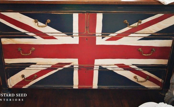 Thesmithgarage Union Jack Dresser