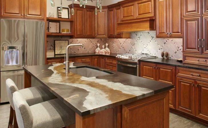 Think Beyond Granite Kitchen Countertop Alternatives