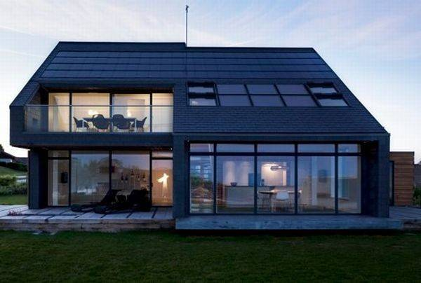 Think Green Best Sustainable Homes Freshome