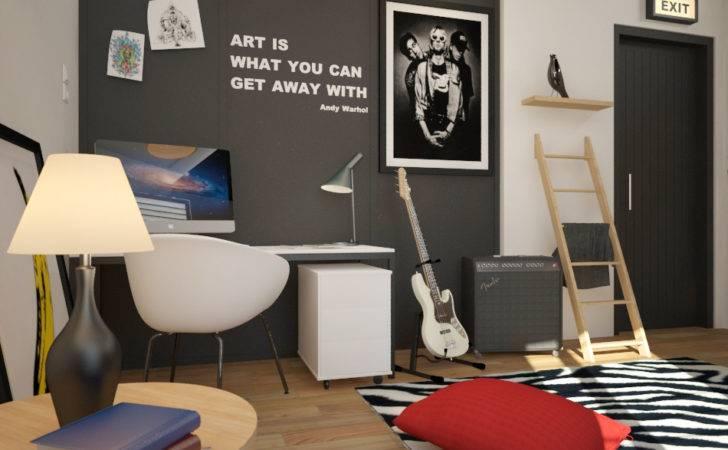 Thinktank Design Urban Bedroom