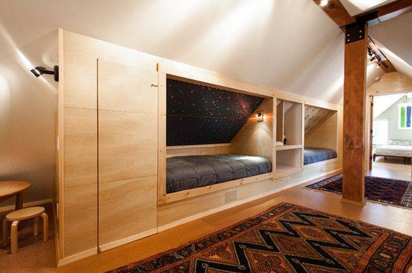 Those Cozy Sleeping Nooks Look Amazing They Also Save Lot