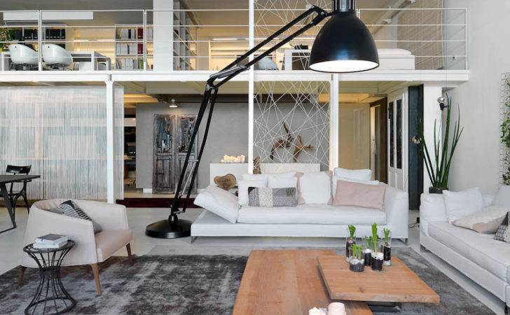 Three Creative Lofts Fit Stylish Artists