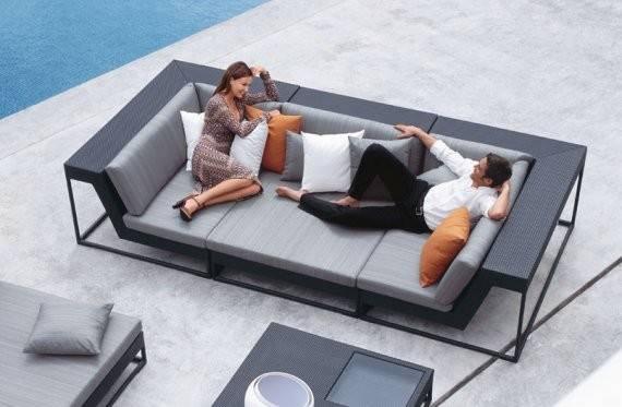 Three Designers Furniture Collections Dedon Contemporist