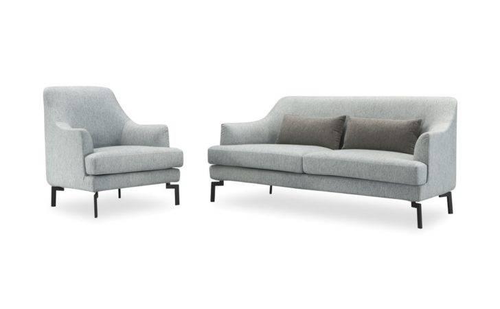 Three Seater Sofa Murphy Limed White Half
