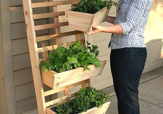 Three Tier Vertical Growing System Outdoors Pinterest