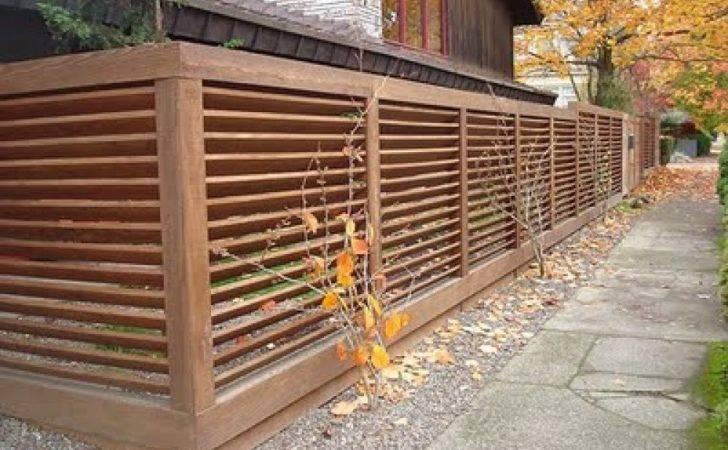 Through Modern Fence Help Choose Best Fencing