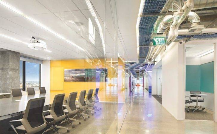 Through Office Why Interior Glass All Rage Workplace Design