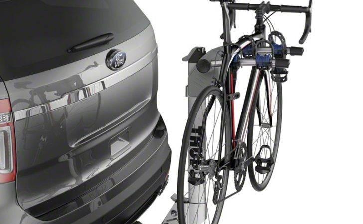 Thule Helium Aero Hitch Bike Rack Modern