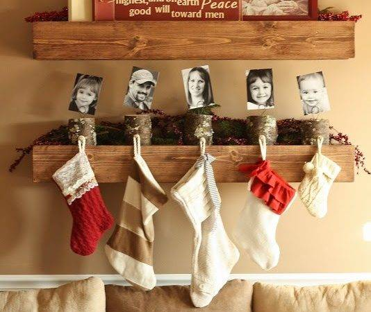 Tidbits Stockings Were Hung Shelf Care More