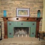 Tile Fireplace Designs Design Ideas