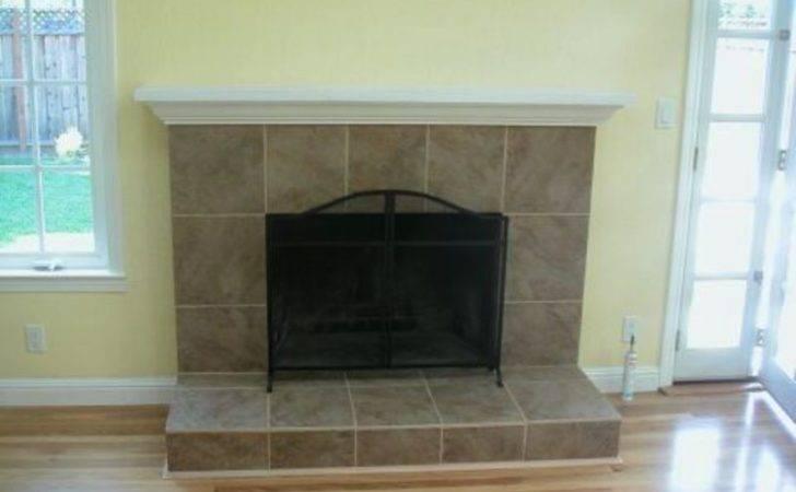Tile Fireplace Designs Design Ideas