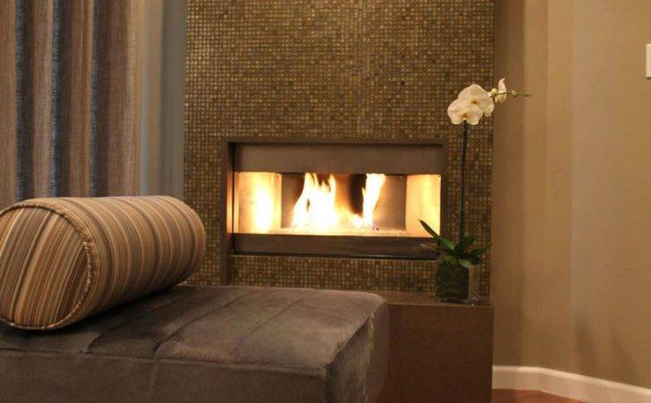 Tile Fireplaces Living Room Dining Decorating Ideas