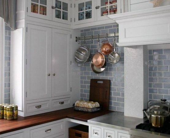 Tile Kitchen Design Subway Tiles Ideas White Cabinets