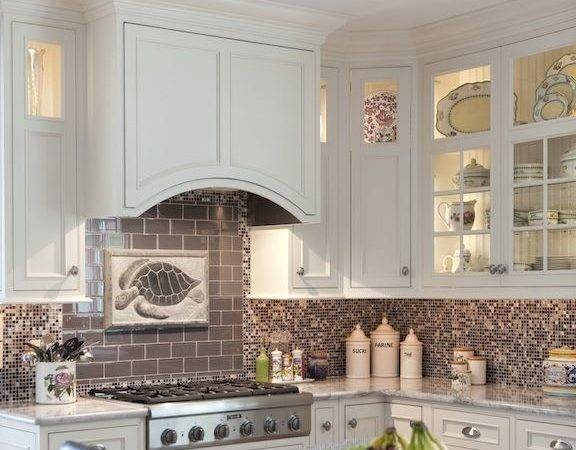 Tile Sea Turtles Kitchens Dreams House Coastal
