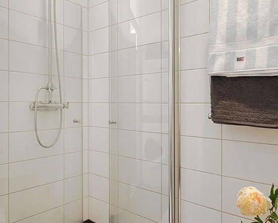 Tile White Glitter Bathroom Floor Tiles