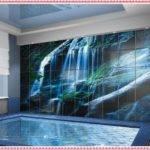 Tiles Bathroom Walls Wall