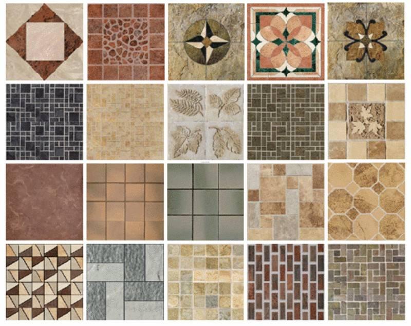 Tiles Floor Collection Kitchen Bathroom Design